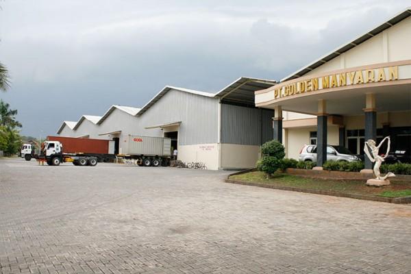Golden Manyaran Factory Building